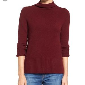 NWT Madewell Inland Turtleneck Sweater Sz Small